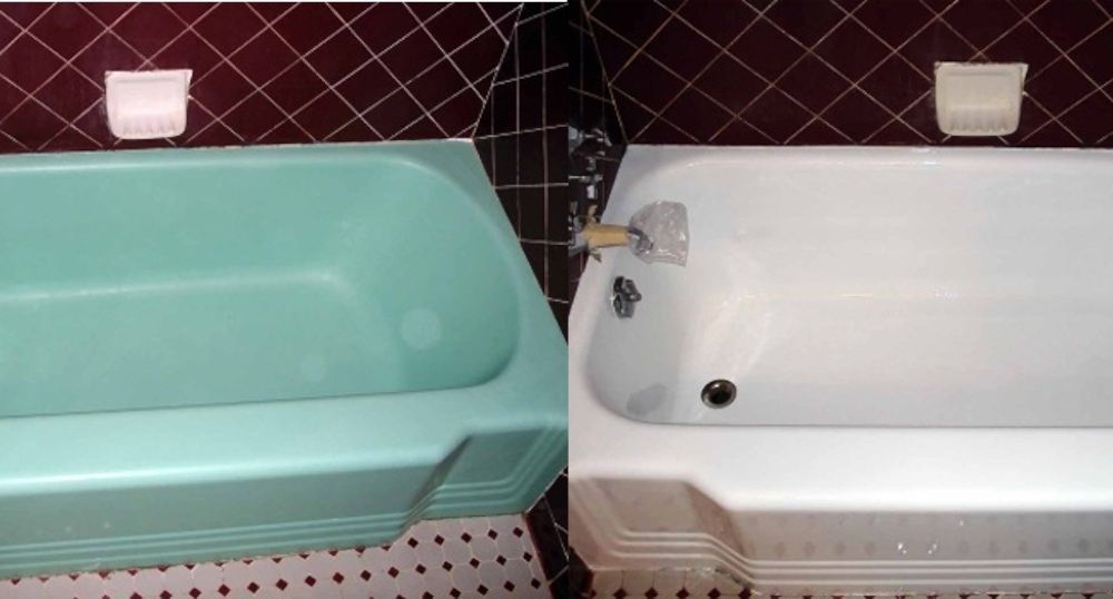 bathtub refinishing in portland or and vancouver wa